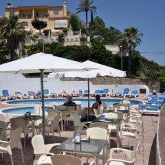 Отель Apartaments AR Muntanya Mar Испания, Бланес - отзывы, цены и фото номеров - забронировать отель Apartaments AR Muntanya Mar онлайн пляж фото 2