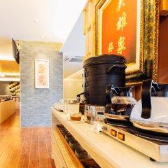 Отель Baron Residence Бангкок сауна