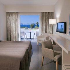 Отель Platanista Греция, Мастичари - отзывы, цены и фото номеров - забронировать отель Platanista онлайн комната для гостей фото 4