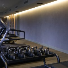 Hotel VIU Milan фитнесс-зал