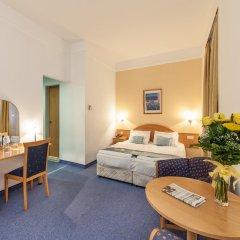 Novum Hotel Golden Park Budapest 4* Номер Комфорт с различными типами кроватей
