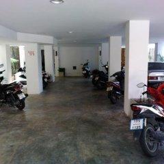 Отель I Am Residence парковка