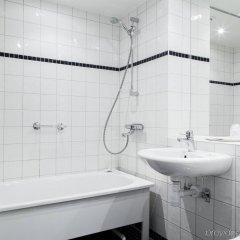 Отель Landvetter Airport Hotel Швеция, Харрида - отзывы, цены и фото номеров - забронировать отель Landvetter Airport Hotel онлайн ванная фото 2