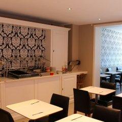 Отель Canalview Hotel Ter Reien Бельгия, Брюгге - 3 отзыва об отеле, цены и фото номеров - забронировать отель Canalview Hotel Ter Reien онлайн питание фото 2