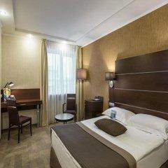Гостиница Park Inn by Radisson SADU 4* Стандартный номер с двуспальной кроватью фото 3