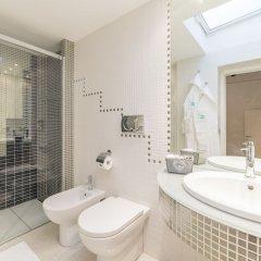Отель Al civico 7 Италия, Остия-Антика - отзывы, цены и фото номеров - забронировать отель Al civico 7 онлайн ванная