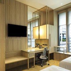 Отель PARKROYAL on Pickering Сингапур, Сингапур - 3 отзыва об отеле, цены и фото номеров - забронировать отель PARKROYAL on Pickering онлайн удобства в номере