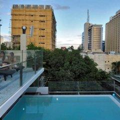 Wellcome Hotel бассейн фото 2
