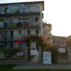 Отель Galina Guest House Аврен балкон