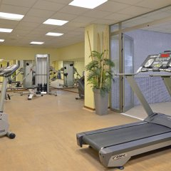 Отель Sol Costa Daurada Salou фитнесс-зал