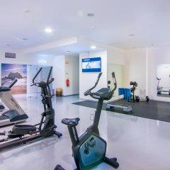 Hotel Da Rocha фитнесс-зал