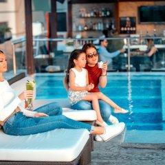 Отель Nassima Tower Hotel Apartments ОАЭ, Дубай - отзывы, цены и фото номеров - забронировать отель Nassima Tower Hotel Apartments онлайн фото 2