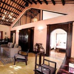 Отель le belhamy Hoi An Resort and Spa интерьер отеля
