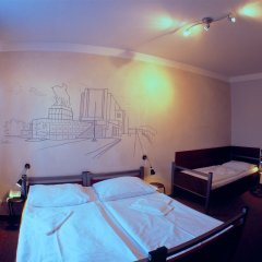 Hotel Prokopka комната для гостей