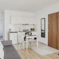 Апартаменты Prudentia Apartments Szaserow Варшава в номере фото 2