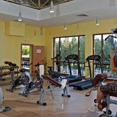 Sol Nessebar Palace Hotel - Все включено фитнесс-зал