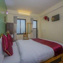 Отель OYO 265 Hotel Black Stone Непал, Катманду - отзывы, цены и фото номеров - забронировать отель OYO 265 Hotel Black Stone онлайн комната для гостей фото 3