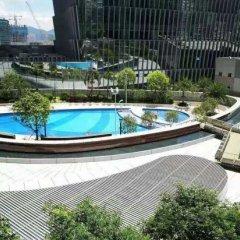 Отель Shenzhen U- Home Apartment Binhe Times Китай, Шэньчжэнь - отзывы, цены и фото номеров - забронировать отель Shenzhen U- Home Apartment Binhe Times онлайн бассейн
