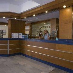 Отель HOVIMA Santa María интерьер отеля
