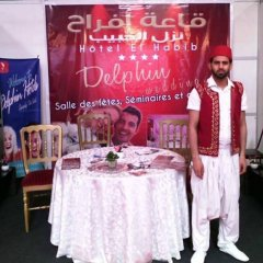 Отель Delphin El Habib Тунис, Монастир - 2 отзыва об отеле, цены и фото номеров - забронировать отель Delphin El Habib онлайн помещение для мероприятий фото 2