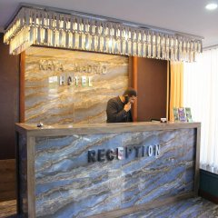 Kaya Madrid Hotel интерьер отеля