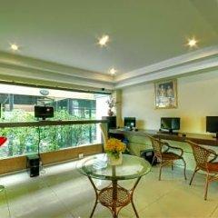 Отель BS Premier Airport Suvarnabhumi в номере