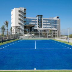 NissiBlu Beach Resort in Ayia Napa, Cyprus from 124$, photos, reviews - zenhotels.com sports facility