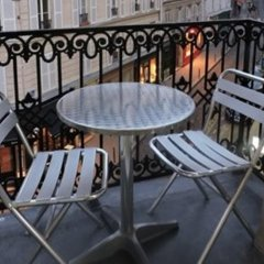 Hotel Bonsejour Montmartre балкон
