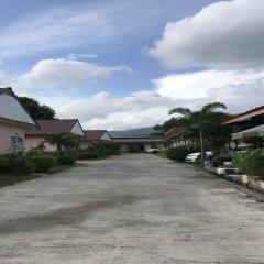 Отель Sabai Resort Самуи парковка