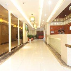 Guangzhou Yi An Business Hotel интерьер отеля фото 2