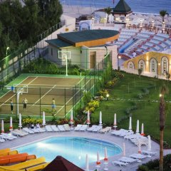 Отель Saphir Resort & Spa - All Inclusive Окурджалар бассейн фото 2