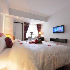 Отель Golden Sun Suites Hotel Вьетнам, Ханой - отзывы, цены и фото номеров - забронировать отель Golden Sun Suites Hotel онлайн комната для гостей
