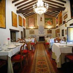 Отель San Román de Escalante питание