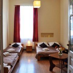 Отель Station Aparthotel Краков комната для гостей