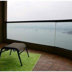 Апартаменты Bedom Apartment (Hangzhou Qiandao Lake) балкон