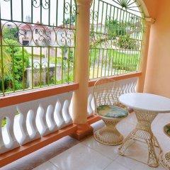 Отель Basileia Palace балкон