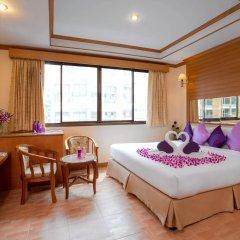 Отель Bangkok Residence комната для гостей