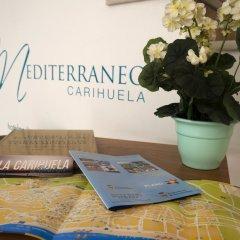 Hotel Mediterraneo Carihuela в номере фото 2