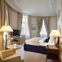 Гостиница Балчуг Кемпински Москва 5* Стандартный номер двуспальная кровать