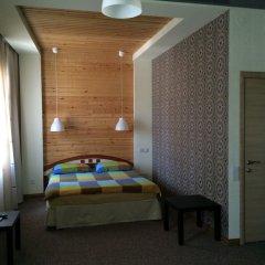 Отель Клуб Стрелецъ Кыргызстан, Бишкек - отзывы, цены и фото номеров - забронировать отель Клуб Стрелецъ онлайн комната для гостей фото 5