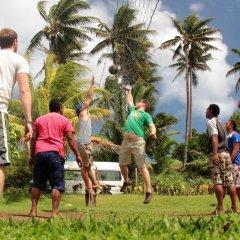 Отель Maravu Taveuni Lodge детские мероприятия