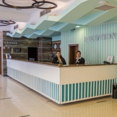 Отель Kuban Resort & AquaPark Болгария, Солнечный берег - отзывы, цены и фото номеров - забронировать отель Kuban Resort & AquaPark онлайн интерьер отеля фото 2