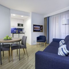 Отель Citadines Croisette Cannes Франция, Канны - 8 отзывов об отеле, цены и фото номеров - забронировать отель Citadines Croisette Cannes онлайн фото 2