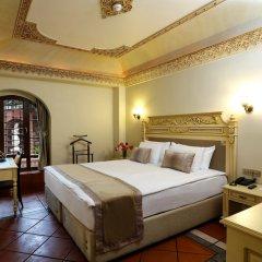 Sultanahmet Palace Hotel - Special Class комната для гостей фото 4