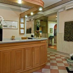 Hotel Alimandi Via Tunisi интерьер отеля фото 2