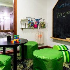 Отель Hotelli Verso Ювяскюля детские мероприятия