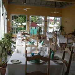 Отель Coral Seas Garden Resort питание