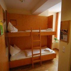 Отель Jufa Salzburg City Зальцбург сейф в номере