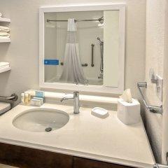 Отель Homewood Suites by Hilton Columbus/OSU, OH США, Верхний Арлингтон - отзывы, цены и фото номеров - забронировать отель Homewood Suites by Hilton Columbus/OSU, OH онлайн ванная фото 2