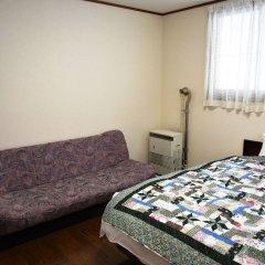 Отель Pension Grace Хакуба комната для гостей